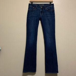 Women's DL1961 Milano boot cut denim jeans